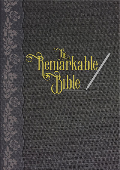 The Remarkable Bible Home