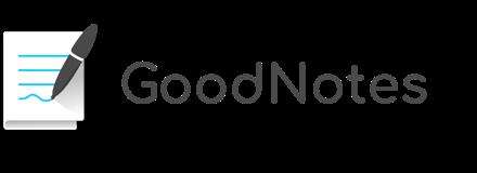 goodnotes app logo